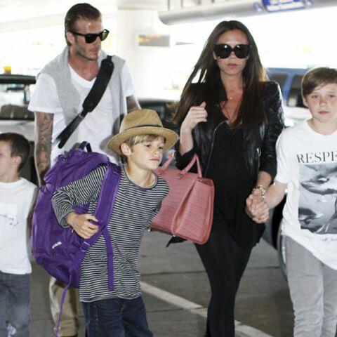 Les Beckham vont se dorer à Malibu