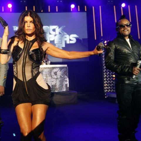 Black Eyed Peas: y'a comme un malaise à Kuala Lempur