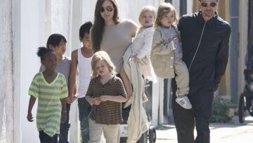 Divorce de Brad Pitt et Angelina Jolie: les enfants au cœur de leur séparation