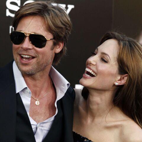 PHOTOS – Brad Pitt et Angelina Jolie, plus complices que jamais