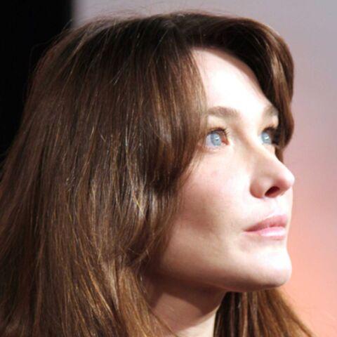 Carla Bruni: «sur Nicolas, j'ai décidé de ne plus répondre»