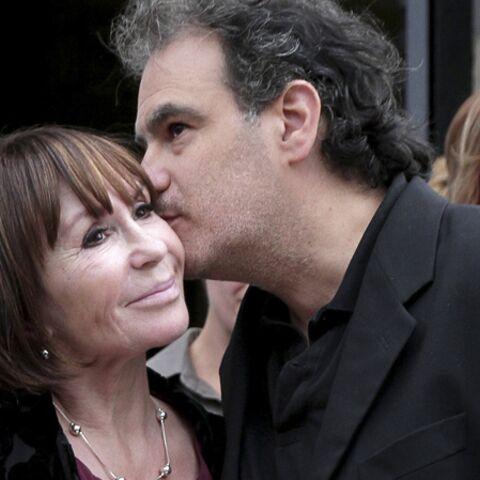 Photos- Danièle Evenou très entourée pour les obsèques de George Fillioud