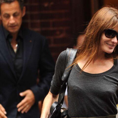 Cécilia, Carla et Nicolas Sarkozy: retrouvailles au sommet… des Nations Unies!