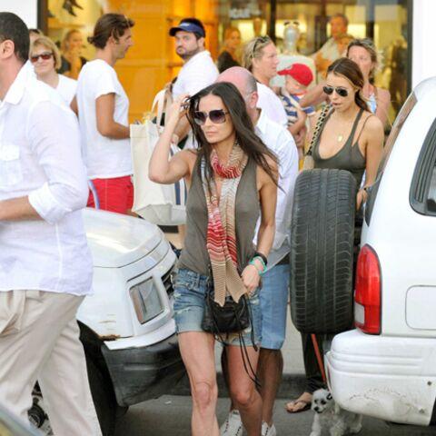 Demi Moore, Alicia Keys, Cameron Diaz: bons baisers des Tropiques