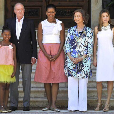 L'album-photo des vacances de Michelle Obama