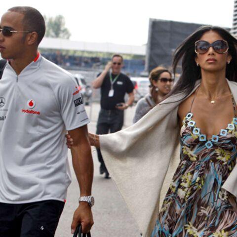 Lewis Hamilton, ça ne roule plus avec sa Pussy Cat Doll?