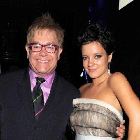 Lily Allen et Elton John: le clash!