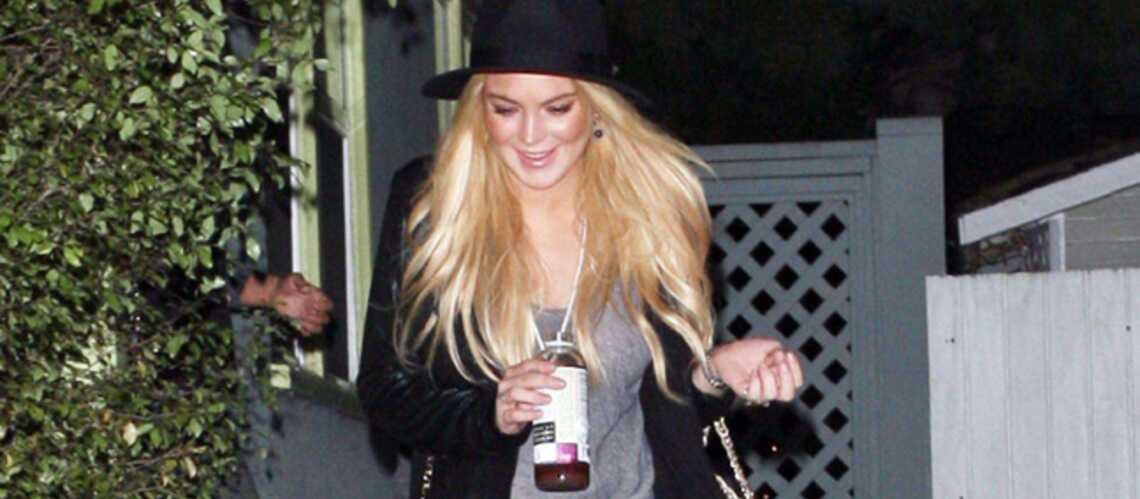 Lindsay Lohan est toujours une alcoolique chronique - Gala
