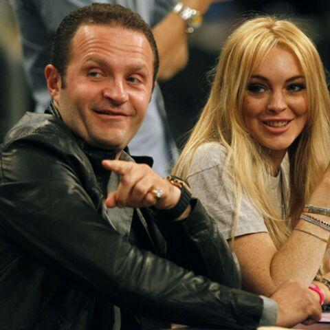 Lindsay Lohan se refait une santé avec un petit Suisse