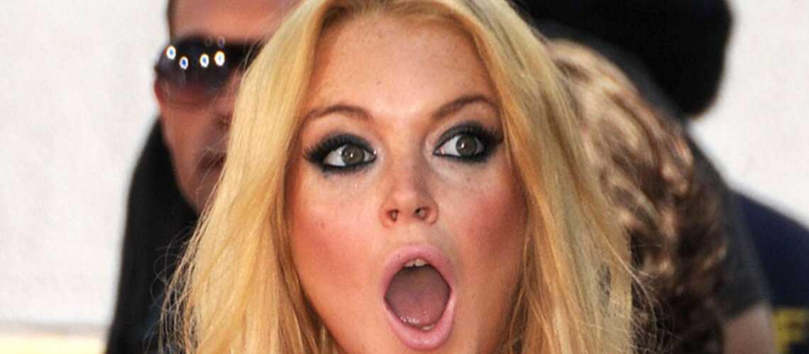 Lindsay Lohan datant 2013