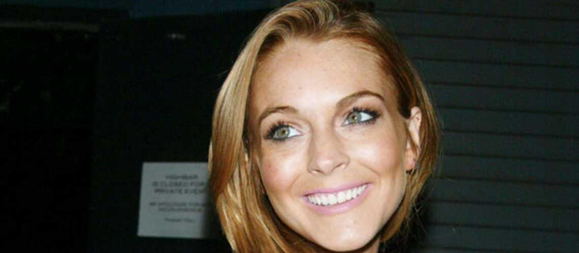 Lindsay Lohan a le béguin pour Victoria Beckham
