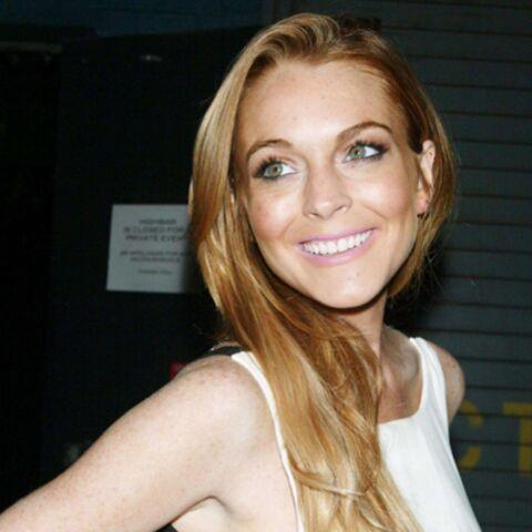 Lindsay Lohan s'ennuie: et si elle faisait de la musique?