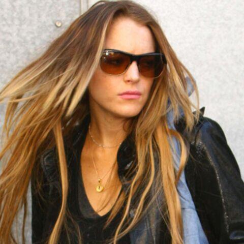 Lindsay Lohan: interdite de Samantha Ronson