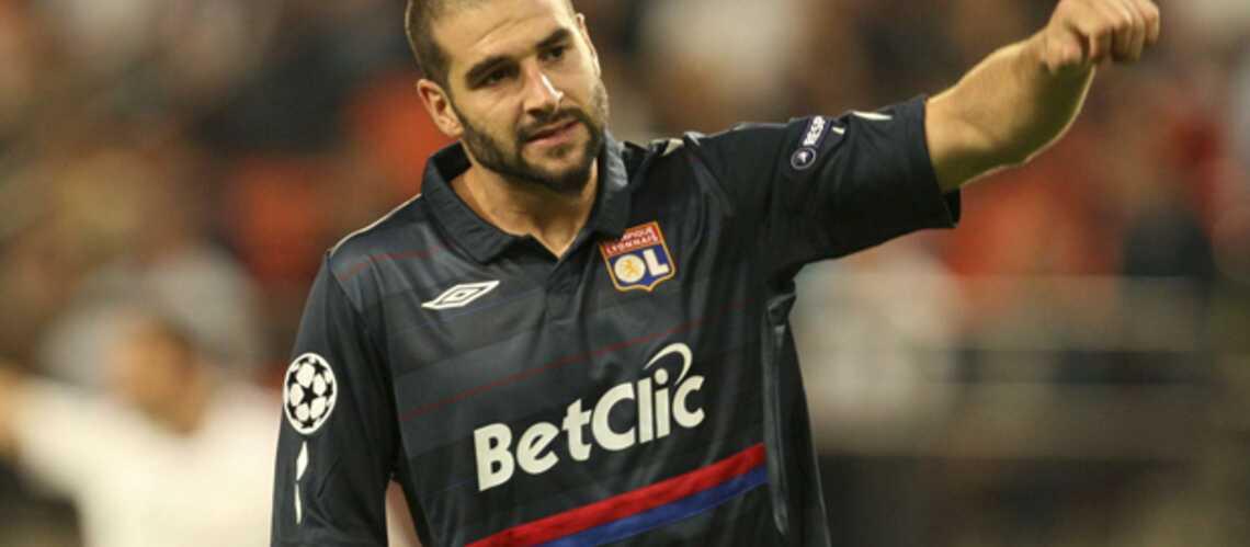 Lisandro Lopez libère L'Olympique Lyonnais