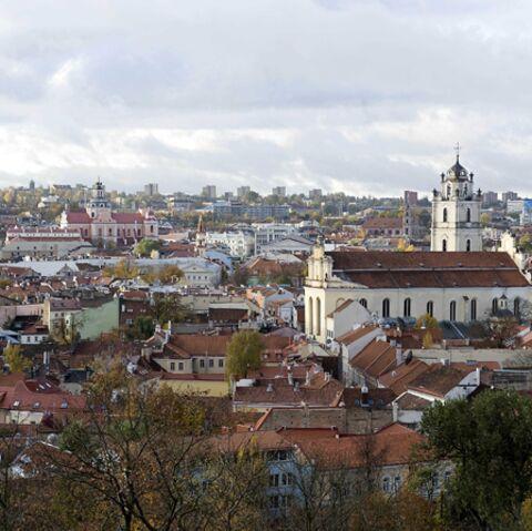 Parfum d'ambiance à Vilnius