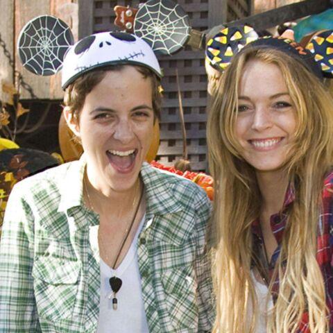 Samantha Ronson demande Lindsay Lohan en mariage