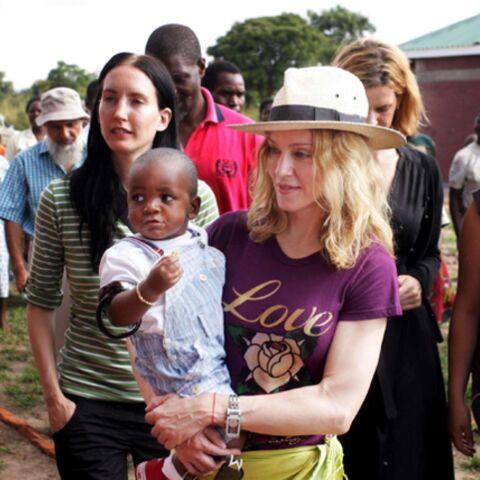Adoption rejetée: Madonna fait appel de la décision du Malawi