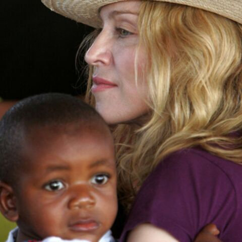 Madonna: David, sa bataille
