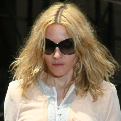 Madonna, une vidéo hot qui tombe mal!