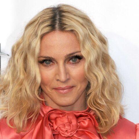 Madonna: Givenchy signe sa prochaine tournée
