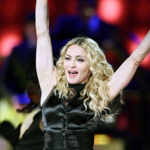 Madonna sous les projecteurs