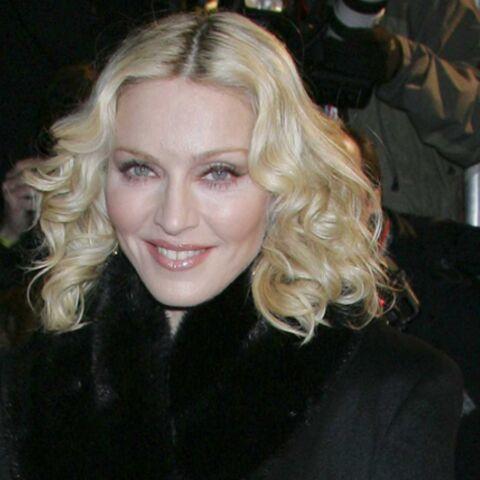 Madonna: retour prévu en avril