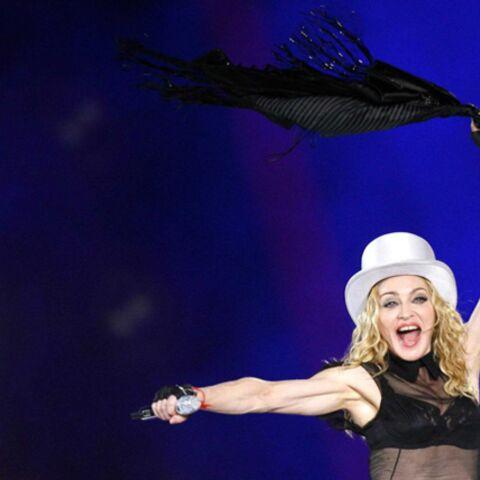 Madonna flirte avec un acteur porno