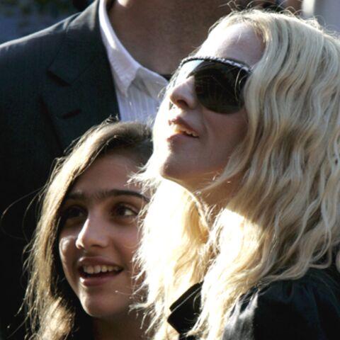 Madonna a présenté son nouveau boyfriend à ses enfants