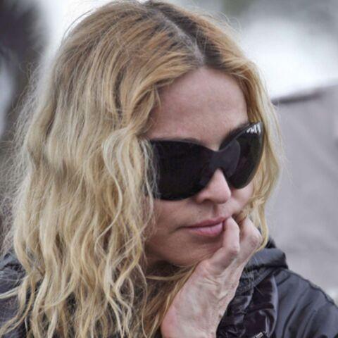 Madonna: le téléphone pleure quand elle appelle Guy Ritchie