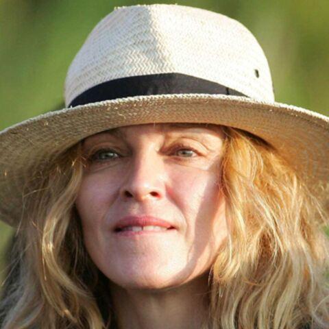 Madonna: journée décisive pour son adoption de la petite Mercy