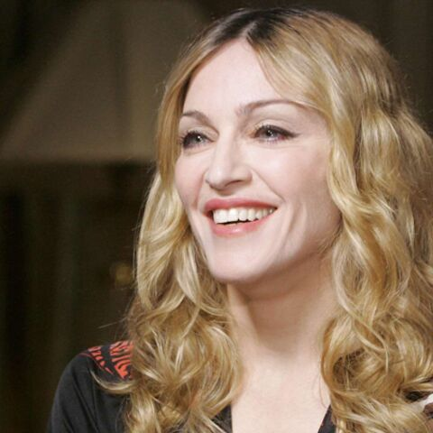 Madonna envoie une nounou à Mercy James