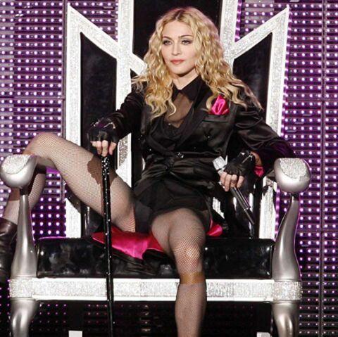Madonna rend hommage au roi de la pop
