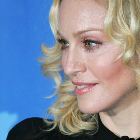 Madonna: Mercy James est arrivée!