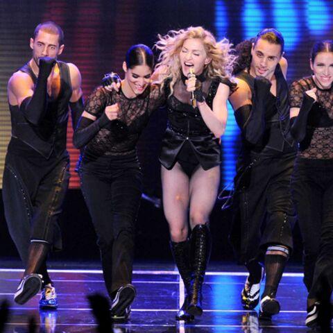 Madonna, soldée, est de retour en France
