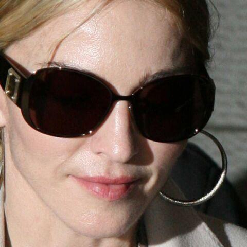 Madonna dit non aux enquêteurs
