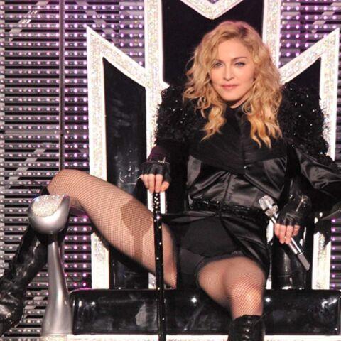 Tiens-toi bien, Madonna!