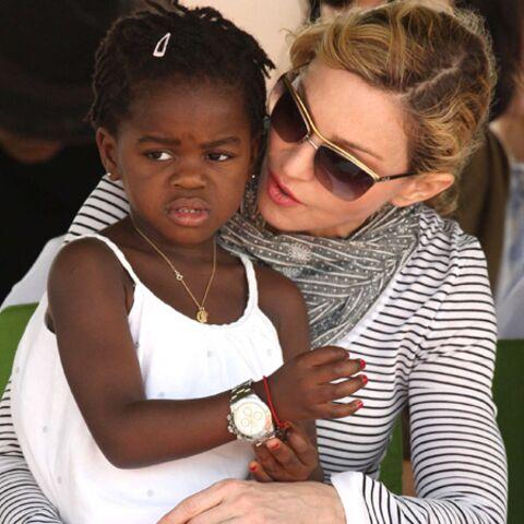 Madonna tient à sa Mercy