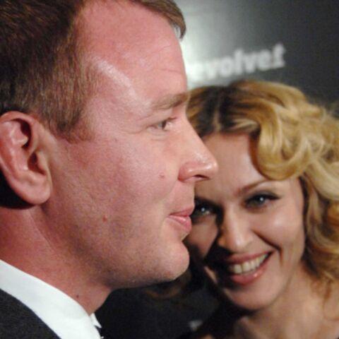 Madonna dément les rumeurs de divorce