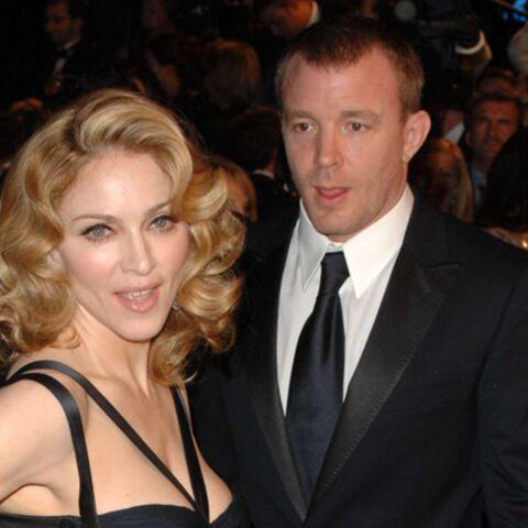 Guy Ritchie tente de recoller les morceaux avec Madonna