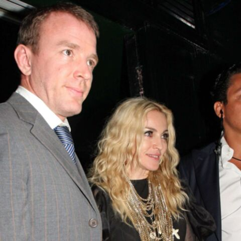 Guy Ritchie à Madonna: « I love you so much »