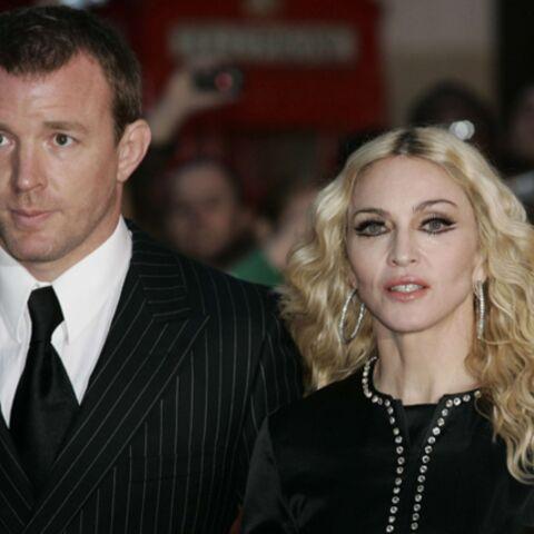 Guy Ritchie et Madonna: prêts à tout pour se pourrir la vie