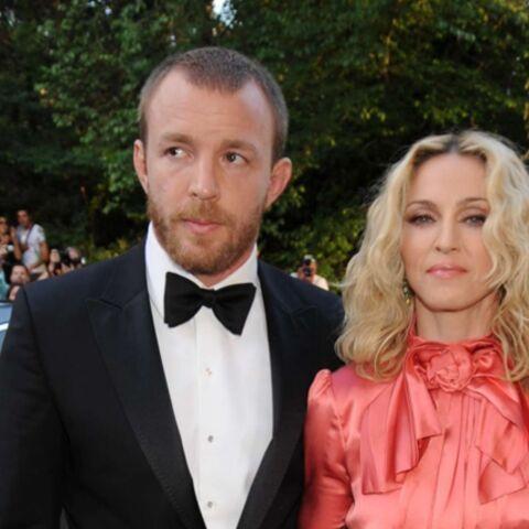 Madonna divorce: Guy va gagner des millions!