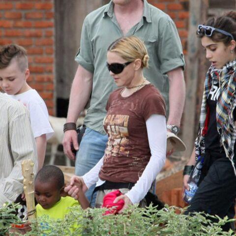 Madonna veut adopter, le Malawi lui dit non