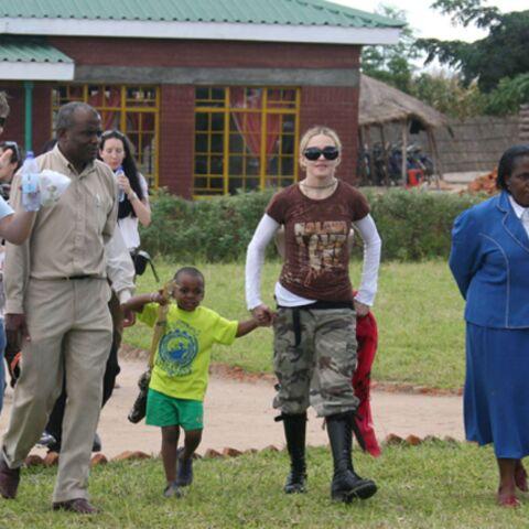 Madonna: Mercy au Malawi!