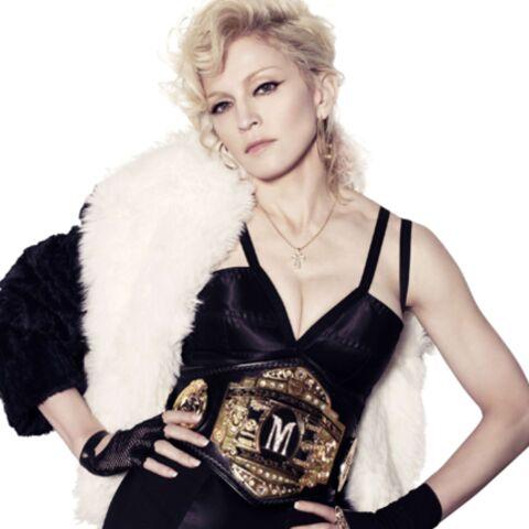 Madonna en tête des ventes d'albums