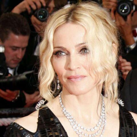 Madonna dans la tourmente