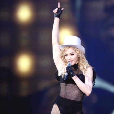 Madonna prête pour le SuperBowl