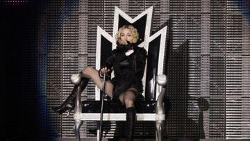 Madonna est pour le mariage gay