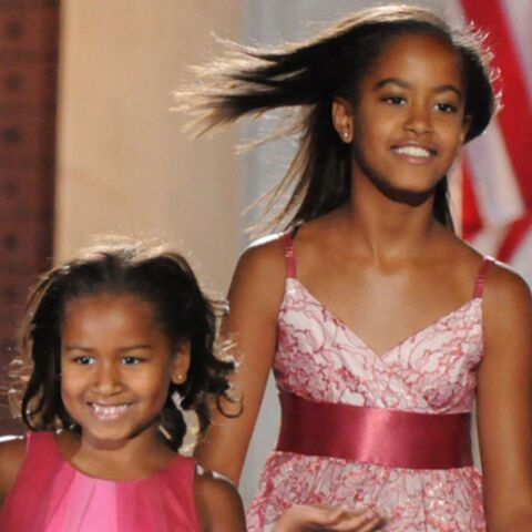 Malia et Sasha Obama dans de beaux draps à la Maison Blanche