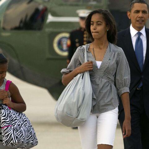 Les filles Obama à l'affût d'un job d'été